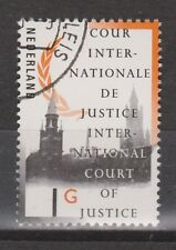 D54 Dienst zegel 54 used gest. NVPH Netherlands Nederland Pays Bas COUR
