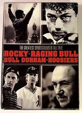 Greatest Sports Films Rocky Raging Bull Bull Durham Hoosiers