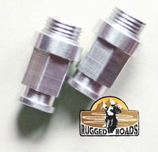 Rugged Roads - Honda Africa Twin RD07/07A - Aluminium Choke Valve Guides - 7005