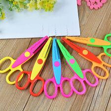 Random Decor Craft Border Scissors Scallop Wavy Fancy Pinking Paper Shear A1f