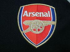 BNWT Arsenal Fc 2008 cl unsponsored guardameta negro Jugador cuestión Camisa Xl Xxl
