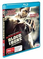 Blood And Bone (Blu-ray, 2010) ACTION [Region B] NEW/SEALED MMA Fighting Boxing