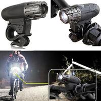 USB Rechargeable LED Vélo Bicyclette De face Lumière Phare Lampe Imperméable