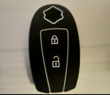 Silicone Key Case Cover For Suzuki Swift Sx4 S-Cross Vitara Ciaz Remote Fob