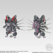 Pokemon SHODO Strikes Back Evolution Armored Mew Character Candy Toy Mini Figure