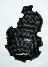 MV AGUSTA 800 avversario in carbonio Lima Coperchio Engine Cover CARBONO CARBONE