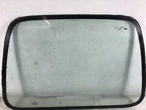 Jeep Wrangler Hard Top Passenger Right Side Glass Window Clear TJ 1997-2006 RH