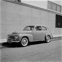 Volvo PV 444 1956 OLD CAR ROAD TEST PHOTO 4