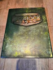 BioShock 2 Limited Special Edition Hardback Game Guide Book Strategy Xbox PS PC