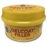 Gelcoat Filler ideal for all fibreglass GRP boat repairs new 2018 stock 180g Tin
