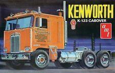 AMT 687  KENWORTH K-123 CABOVER TRUCK 1/25 PLASTIC MODEL TRUCK KIT NISB