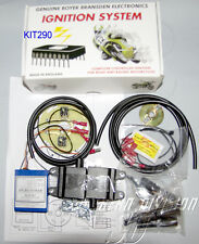 SUZUKI gs550-gs1000 ELETTR. Accensione Boyer BOBINE Elec. Ignition Kit with coils