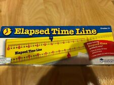 Learning Resources Elapsed Time Line