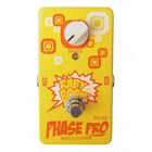 Biyang PH-10 Phase Pro Guitar Effect Pedal Baby Boom Series True Bypass New for sale