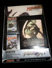 Magic: The Gathering MTG CCG factory sealed Mirrodin Fat Pack
