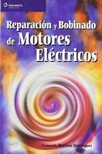 Reparación y bobinado de motores electricos. ENVÍO URGENTE (ESPAÑA)