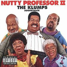 Nutty Professor II: The Klumps [PA] by Original Soundtrack (CD, Jul-2000, Def...