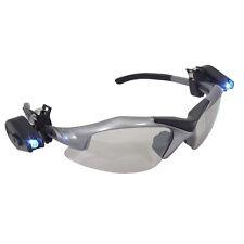 Radians RadlightTM - Clip-on LED light for safety glasses and hard hats - 1 Pair