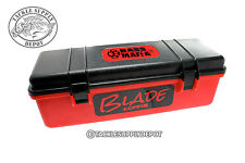 Bass Mafia Blade Coffin Spinnerbait Jig Bladed Swim Jig Tackle Storage Organizer