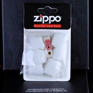 Original Zippo Cotton and felt for lighter Same Day Dispatch & Free Delivery