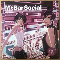 """MC BAR SOCIAL - Various - 12"""" Vinyl - Mastercuts - 4 HERO - HOUSE - DEEP HOUSE"""