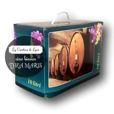 Vino Bianco Thea Maris Bag in Box lt.10 - Vini Sfusi Sardegna -