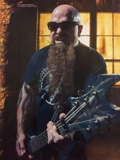 Kerry King, Slayer, Full Page Vintage Pinup
