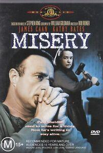 Misery - James Caan, Kathy Bates   [R4]