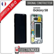 Ecran LCD Argent polaire / Silver Original Samsung Galaxy S8 G950F