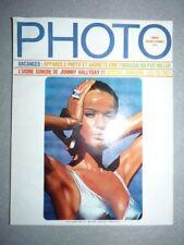PHOTO FRENCH MAGAZINE #22 juillet 1969 Veruska