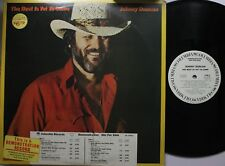 Country Promo Lp Johnny Duncan The Best Is Yet To Come On Columbia