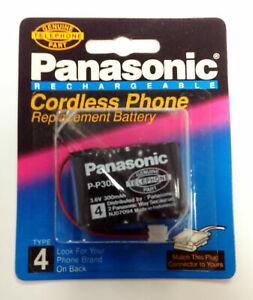 Panasonic P-P303: Cordless Phone Battery - Type 4