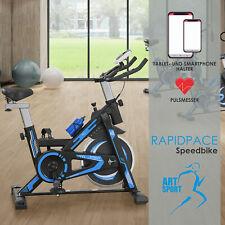 Speedbike Heimtrainer Ergometer Indoor Cycling Fahrrad Fitness 120 kg - B-Ware