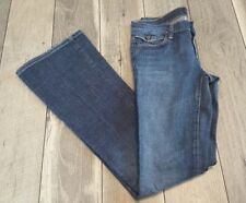 Citizens of Humanity Size 25 Destiny Flap Bootcut Stretch Jeans (M9)