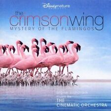 NEW The Crimson Wing: Mystery of the Flamingos - Soundtrack (Audio CD)