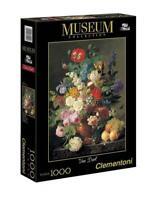 PUZZLE DA 1000 PZ CLEMENTONI-DIMENSIONI FINALI 50X69- BOWL OF FLOWERS-VAN DEAL