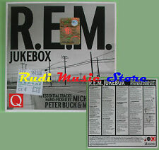 CD REM JUKEBOX compilation SIGILLATO PROMO 2008 FRESH FELLOWS WARREN ZEVON (C25)