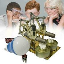 Doppelzylinder Heißluft Stirling Motor Motor Modell Lic Spielzeug H9Z4 I1U0 P6J6