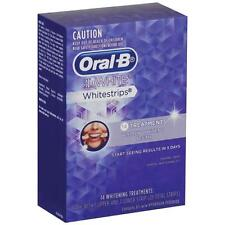 Oral-B 3D White Strips Whitestripes 14 Whitening Treatments Teeth Oral Care