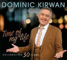 DOMINIC KIRWAN 'TIME OF MY LIFE' CD (2019)