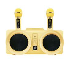 Wireless Bluetooth Loud Speaker AU! Indoor Echo System Karaoke Singing Machine