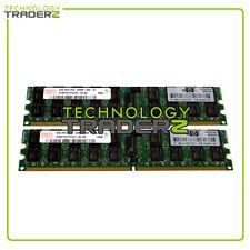 504351-B21 HP 8GB REG PC2-6400 (2x4GB ) LP Kit 504465-061 504589-001