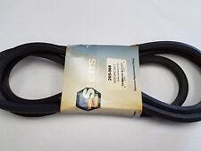 DOUBLE V DECK Belt FITS John Deere M138583  F620, F680 F687 ZTrak 2000 2305 3000