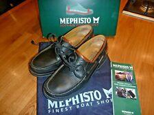 MEPHISTO 8.5 UK SPINNAKER BOAT SHOES
