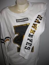 Victoria's Secret PINK HAWKEYES Sweat Shirt    Small