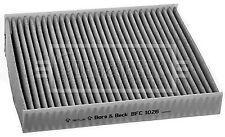 VAUXHALL INSIGNIA A Pollen / Cabin Filter 08 to 17 B&B 13271191 1808246 13503675