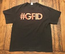RICK ROSS God Forgives I Don't #GFID Officially Licensed Men's XL T-Shirt