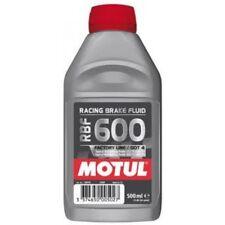 Motul RBF 600 Rennsport Bremsflüssigkeit, Racing brake fluid, DOT 4, Motorsport