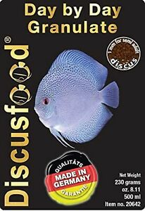 Day by Day Granulat 500ml Discusfood - Premium Granulat Diskus Diskusfische