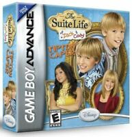 The Suite Life of Zack & Cody: Tipton Caper - Game Boy Advance [video game]